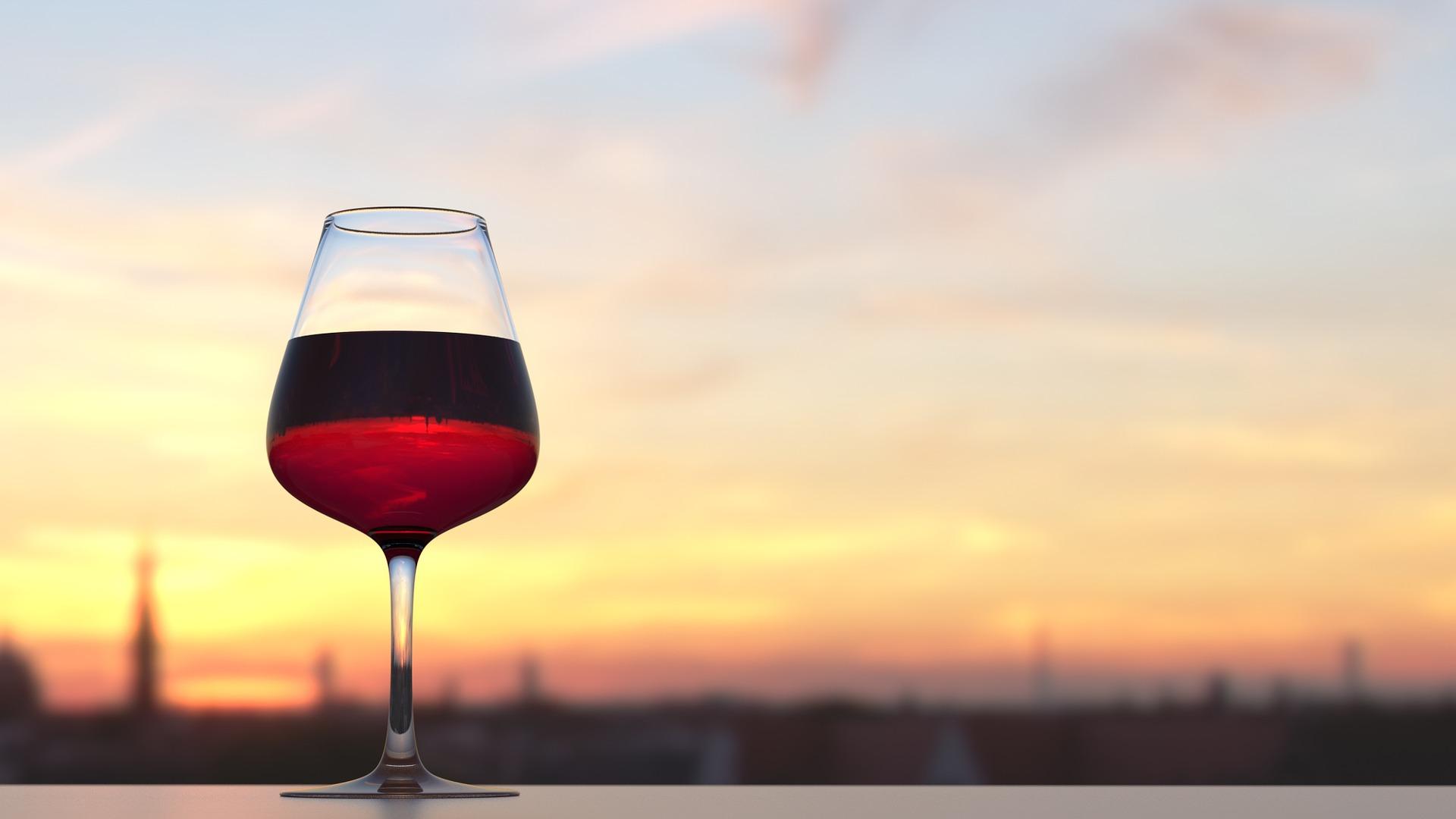 Vini rossi: miniguida degli abbinamenti ideali